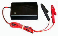 DMS technologies 12V 2A Charger for Lithium Batteries