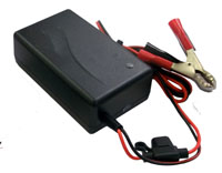 DMS technologies 12V 6A Charger for Lithium Batteries